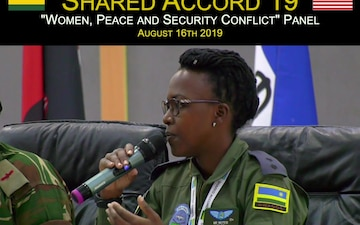 Women in Peace and Security Conflict