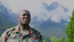 ASELC19 Interview with General Vincent Nundwe