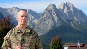 ASELC19 Interview with Command Sergeant Major John W. Troxell