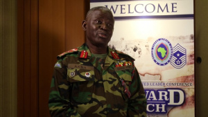 ASELC19 Interview with Lieutenant General Obed Boamah Akwa