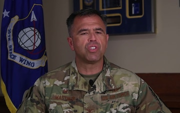 30th SW commander, Col. Mastalir welcome video