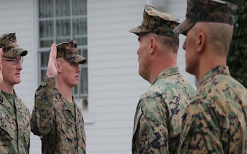 1st Marine Division Retention