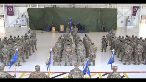 Wing Commander Change of Command 27th SOW