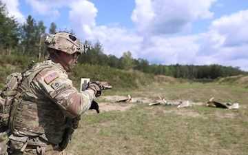 Advanced Combat Pistol Course