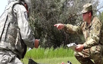 119th Medical Group Participates in Tactical Combat Casualty Care Training
