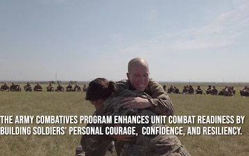 Modern Army Combatives Program