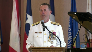 Chief of Naval Operations Change of Responsibility