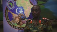 Africa Endeavor 2019 -  GAF Brig. Gen. Maxwell Appiah-Kubi