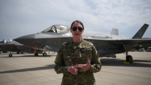 Northern Lightning 19-2: 1st Lt Cassie Herman Shout-out
