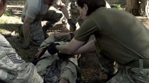 Medical Extraction Scenario Patriot Warrior 2019