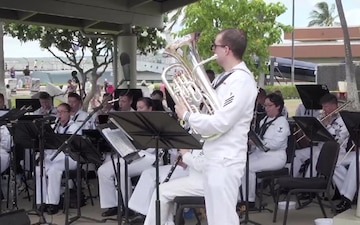U.S. Pacific Fleet Band History and Heritage Concert