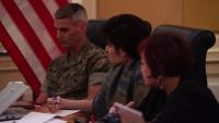 General David Berger Press Conference