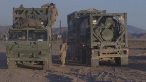 Combat Logistics Battalion 2 Establishes Rapid Resupply Points