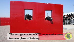 CTS Academy cadets showcase capabilities