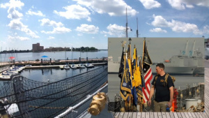 Preview of 19th Annual CPO Heritage Event aboard the Battleship Wisconsin