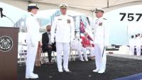 B-Roll: U.S. Coast Guard commissions two national security cutters in Honolulu