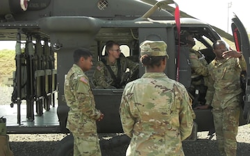 U.S. Army Soldiers train for personnel recovery lanes