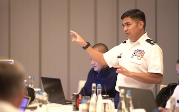 Hawaii National Guard Teams with Indonesia to Practice Key Aspect of Mission Planning