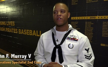 Armed Forces Night with the Pittsburgh Pirates