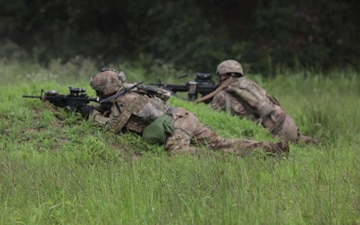 Squad live-fire