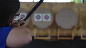 Scott Air Force Base AFW2 CARE Archery
