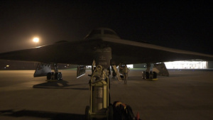 B-2 Stealth Bombers Arrive at RAF Fairford for Bomber Task Force