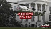 Marine Minute: President's New Ride