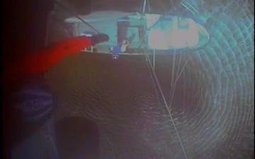 69-year-old male medevaced by Coast Guard aircrew in Port Malmesbury, Alaska