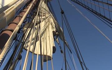 Chief Heritage Weeks, Sail Climbing/Line Handling