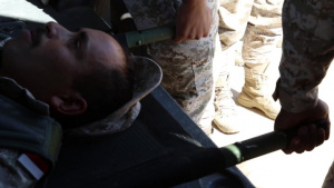 US, JAF Participate in Exercise Eager Lion 2019 Medevac Training (without lower thirds)