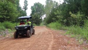 Appalachia Bay Off Road Vehicle Area - Keystone Lake, Oklahoma