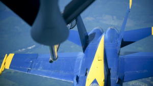 916th ARW Refuels the Blue Angels