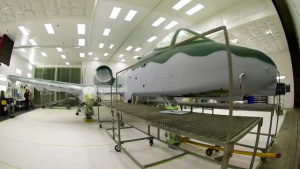 A-10 Repainting Teaser