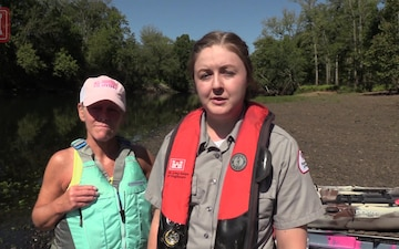 Park Ranger says 'Wear It' to Stay Safe Labor Day Weekend