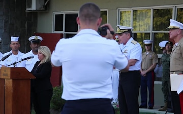 B-Roll: Partner nation leaders unite for closing ceremony of multinational exercise in Brazil