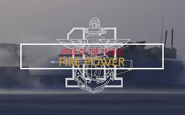 Pride of the Pacific: Fire Power