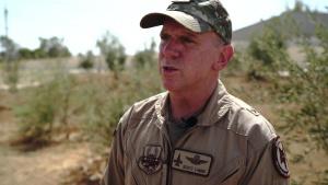 Brigadier General Scott Lambe discusses Eager Lion 19