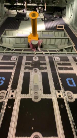 Air Force Reserve Hurricane Hunters fly Dorian
