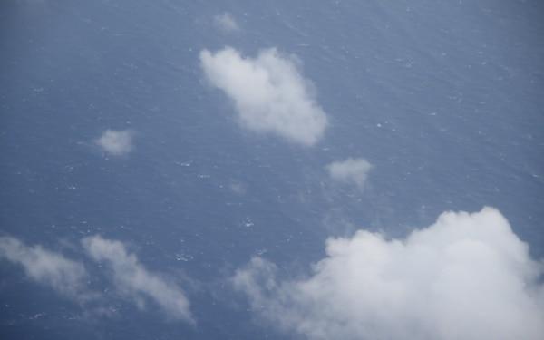 Hurricane Hunters fly Dorian