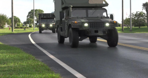 Florida National Guard Units Mobilize