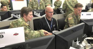 Florida National Guard Joint Operations Center