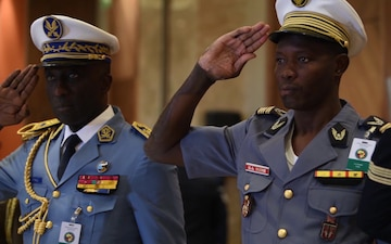 African Air Chiefs Symposium - TV Package