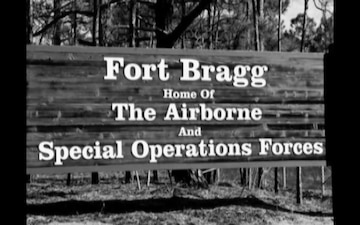 Fort Bragg's Anniversary, The General Who Made History