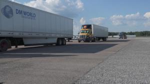 FEMA 2019 Maxwell AFB Truck Processing