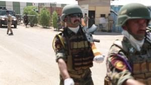 Iraqi Police Graduation