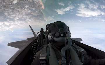 F-22 Demo Cockpit Hyperlapse