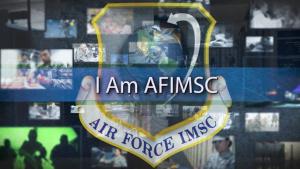 Trish Marshall - I am AFIMSC