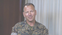 Five things you didn't know about Sgt. Maj. Hackett