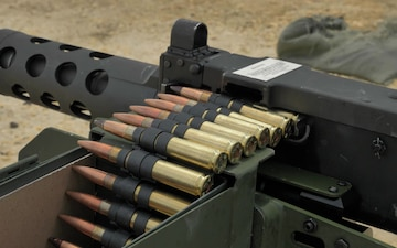 The M2 Machine Gun
