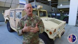 Task Force 218th commander describes Hurricane Dorian response efforts
